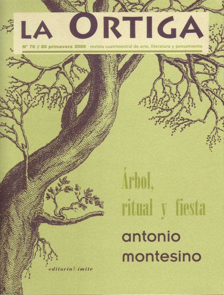 Imagen Portada Revista La Ortiga Nº 78-79