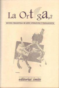 Imagen de la portada numero 2 de La Ortiga