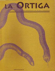 Imagen Portada Revista La Ortiga Nº 22-24