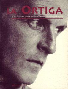 Imagen Portada Revista La Ortiga Nº 28-30