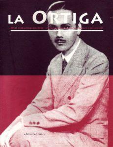 Imagen Portada Revista La Ortiga Nº 31-32