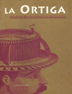 Imagen Portada Revista La Ortiga Nº 33-35