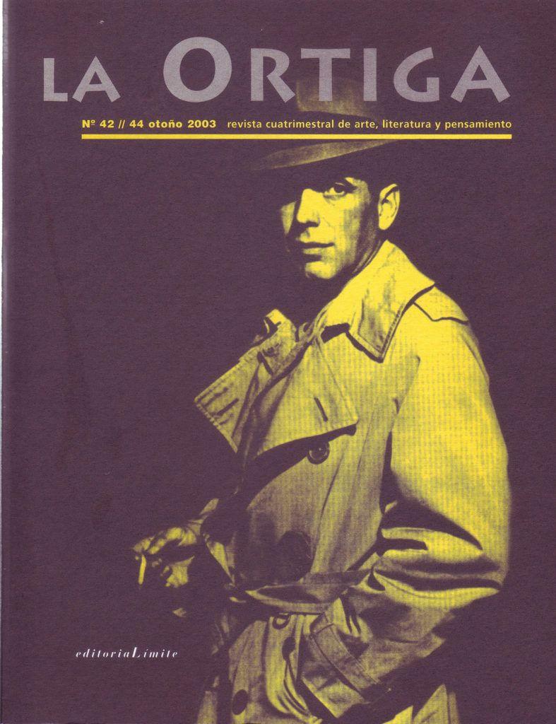 Imagen Portada Revista La Ortiga Nº 42-44