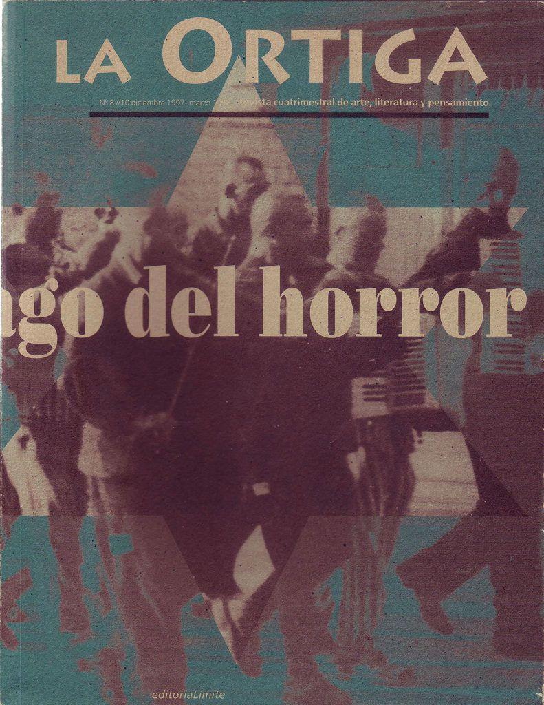 Imagen Portada Revista La Ortiga Nº 8-10
