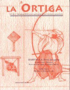 Imagen Portada Revista La Ortiga Nº 102-104