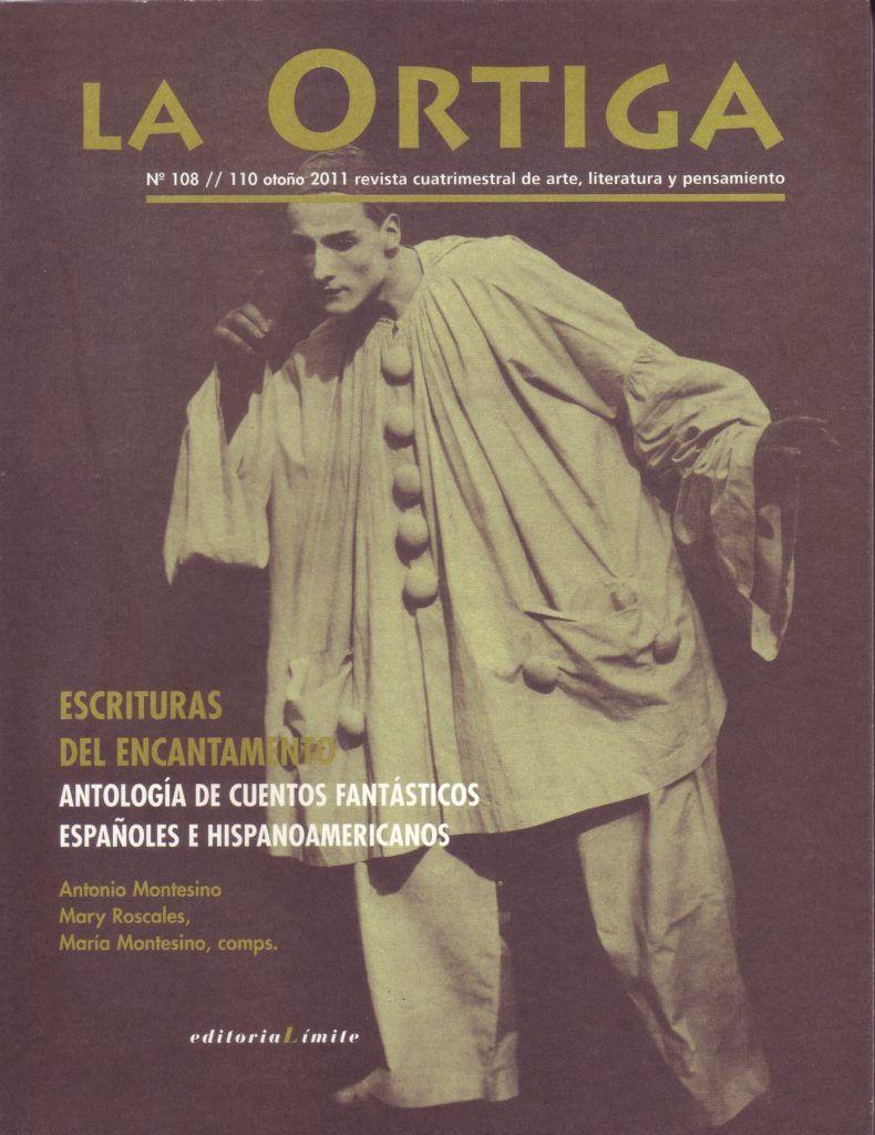 Imagen Portada Revista La Ortiga Nº 108-110