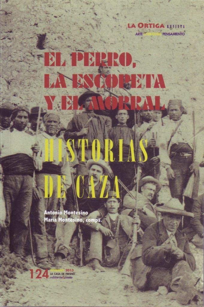 Imagen Portada Revista La Ortiga Nº 124