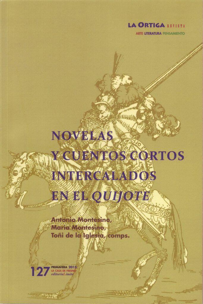 Imagen Portada Revista La Ortiga Nº 127