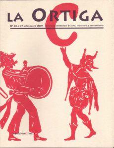 Imagen Portada Revista La Ortiga Nº 45-47