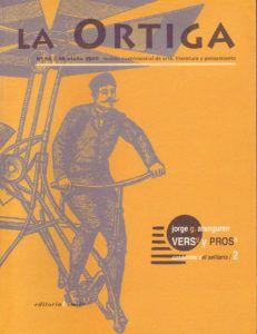 Imagen Portada Revista La Ortiga Nº 56-58