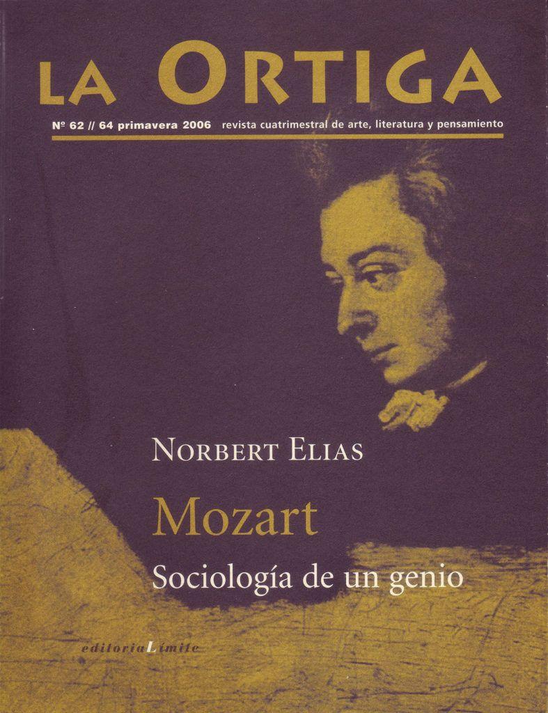 Imagen Portada Revista La Ortiga Nº 62-64