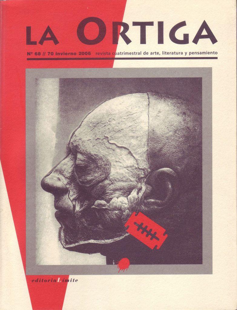 Imagen Portada Revista La Ortiga Nº 68-70