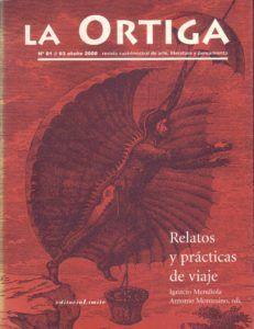 Imagen Portada Revista La Ortiga Nº 81-83