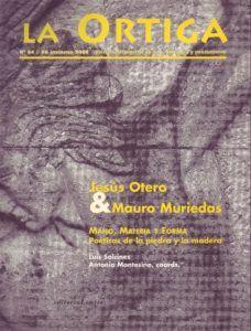 Imagen Portada Revista La Ortiga Nº 84-86