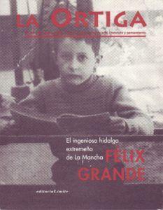 Imagen Portada Revista La Ortiga Nº 90-92