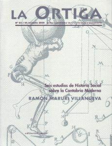 Imagen Portada Revista La Ortiga Nº 93-95