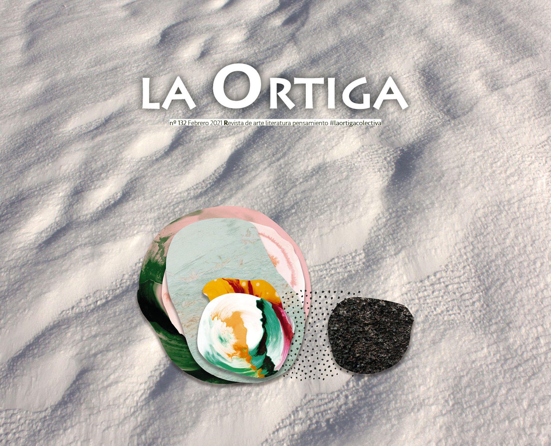 Revista La Ortiga 132 - Rural Experimenta